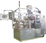 GZJ200 Tube Filling Machine